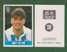 Huddersfield Town Andy Payton 110